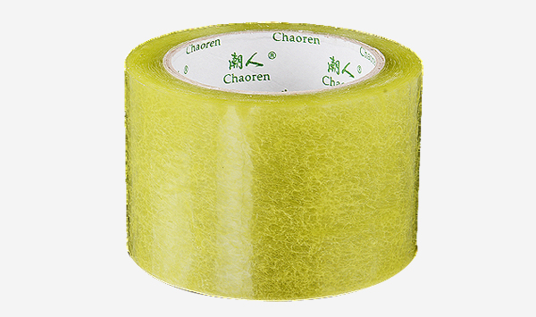 厂家直销透明偏绿环保封箱胶带,封箱胶带批发定制