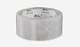 透明偏白封箱胶带